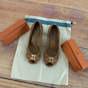 Tory Burch Wedges and Accessories